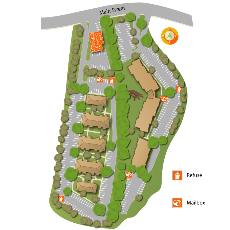 510 Site Map
