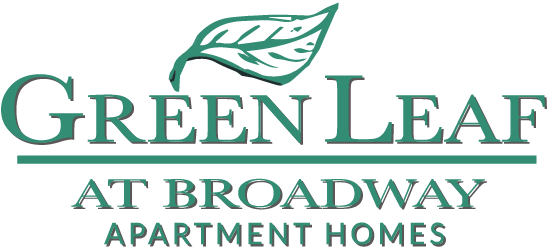 Green Leaf at Broadway Logo