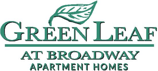 Green Leaf at Broadway Logo