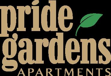 Pride Gardens Apartments Logo
