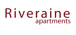 Riveraine Apartments Logo