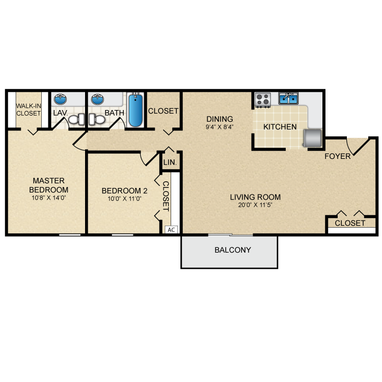 Water s Edge Availability Floor Plans & Pricing