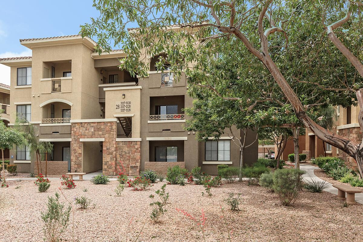 Balconies and Patios Available at The Preserve Apartments in North Las Vegas, Nevada