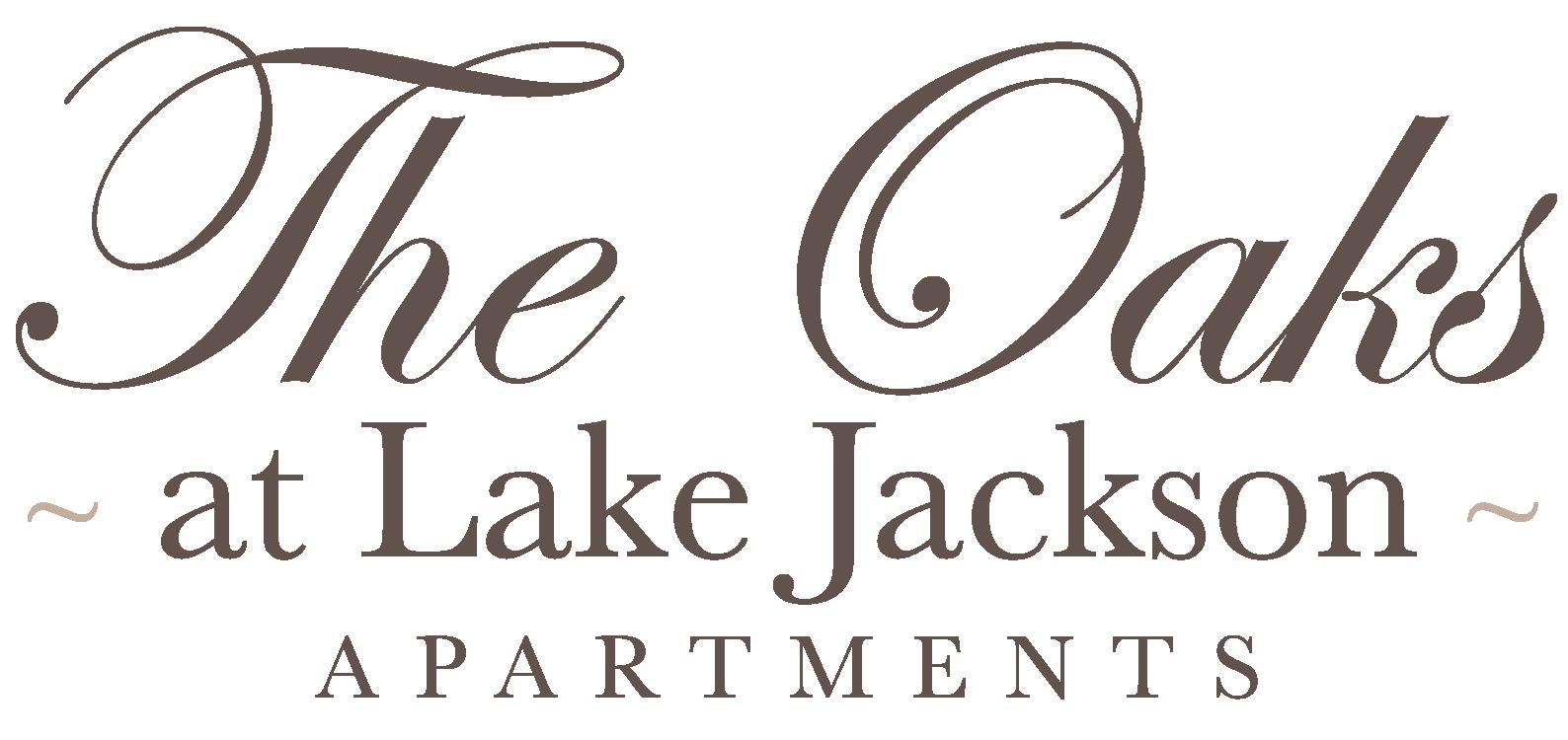 The Oaks at Lake Jackson Logo