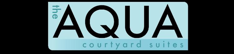 The Aqua Courtyard Suites Logo
