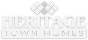 Heritage Townhomes Logo