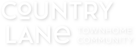 Country Lane Townhomes Logo
