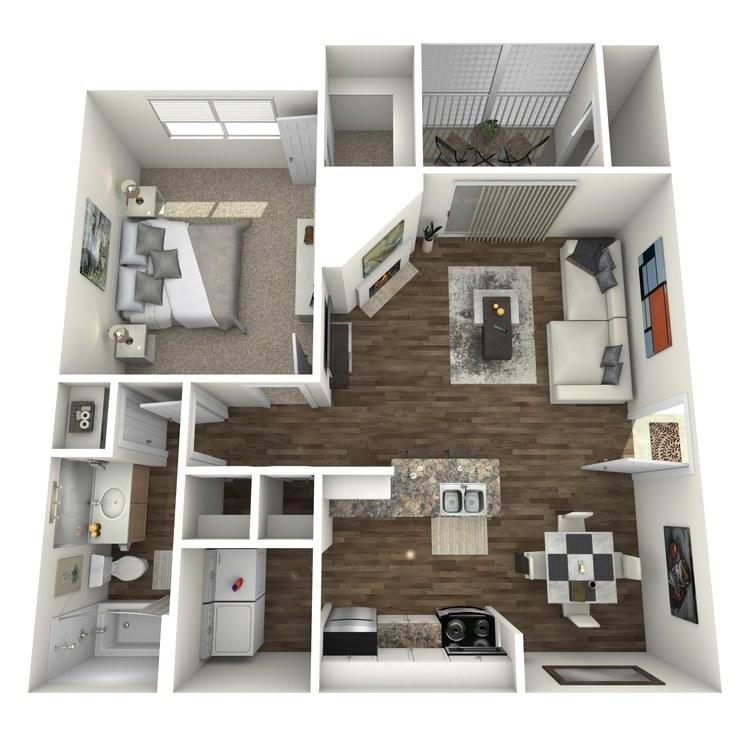 Floor plan image of Radnor