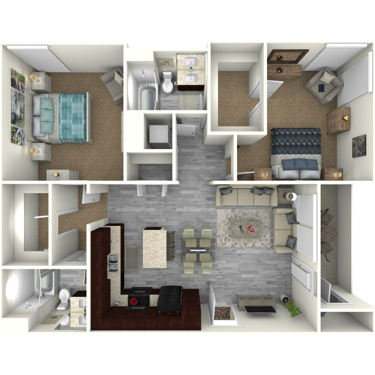 Floor plan image of Excelsior