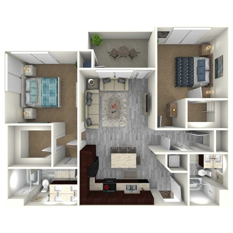 Floor plan image of Premier