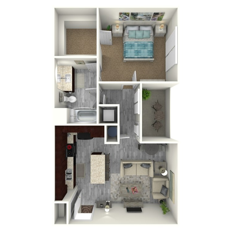 Floor plan image of Lavish