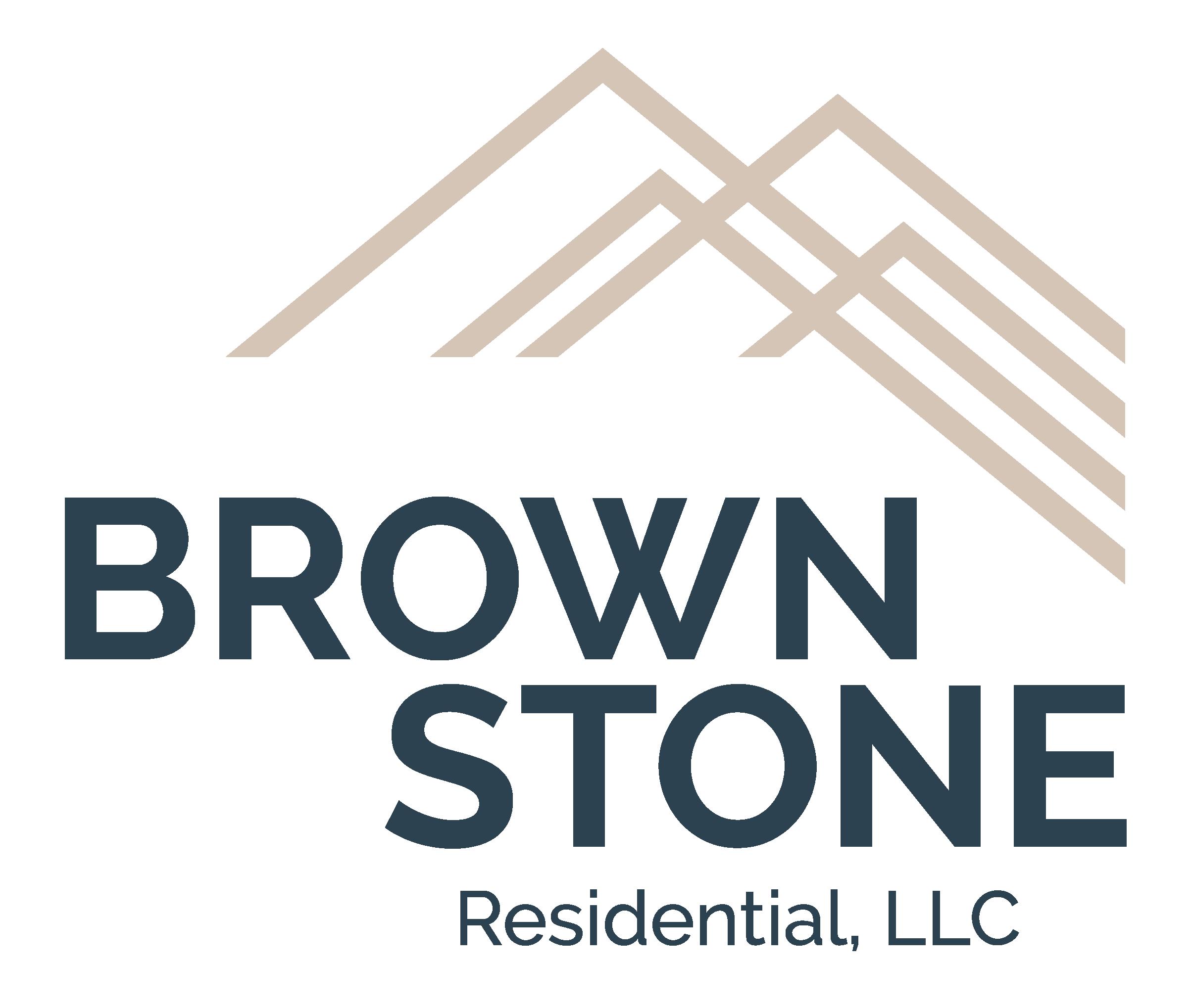 Brownstone Residential Logo