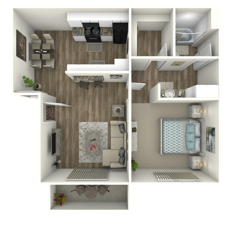 Elms floor plan image