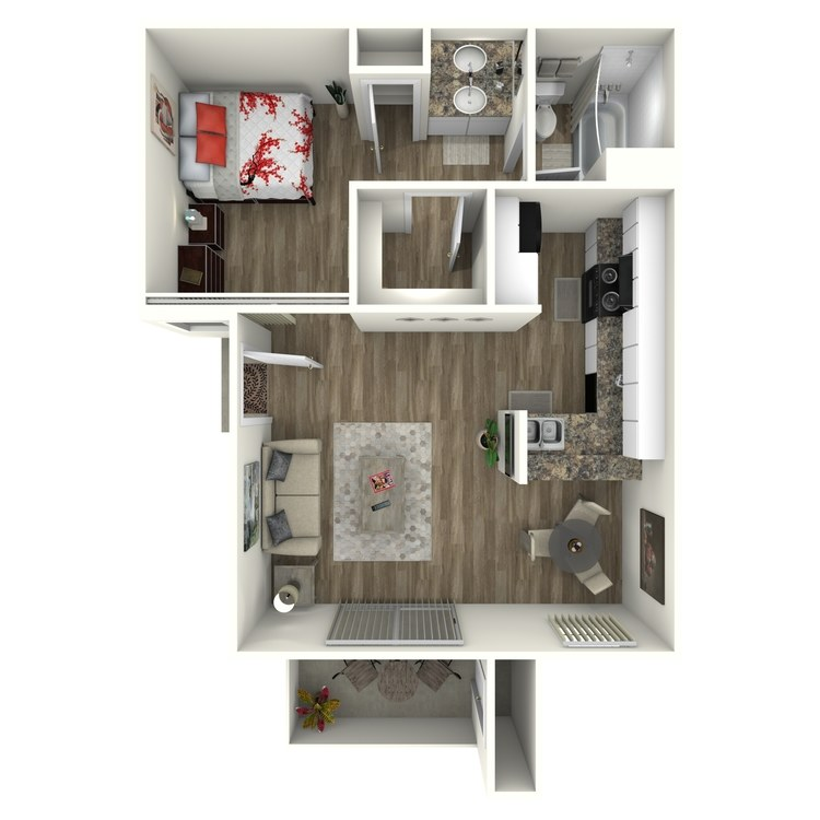Firs floor plan image