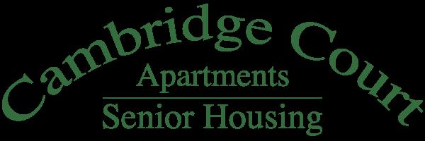 Cambridge Court Apartments Logo