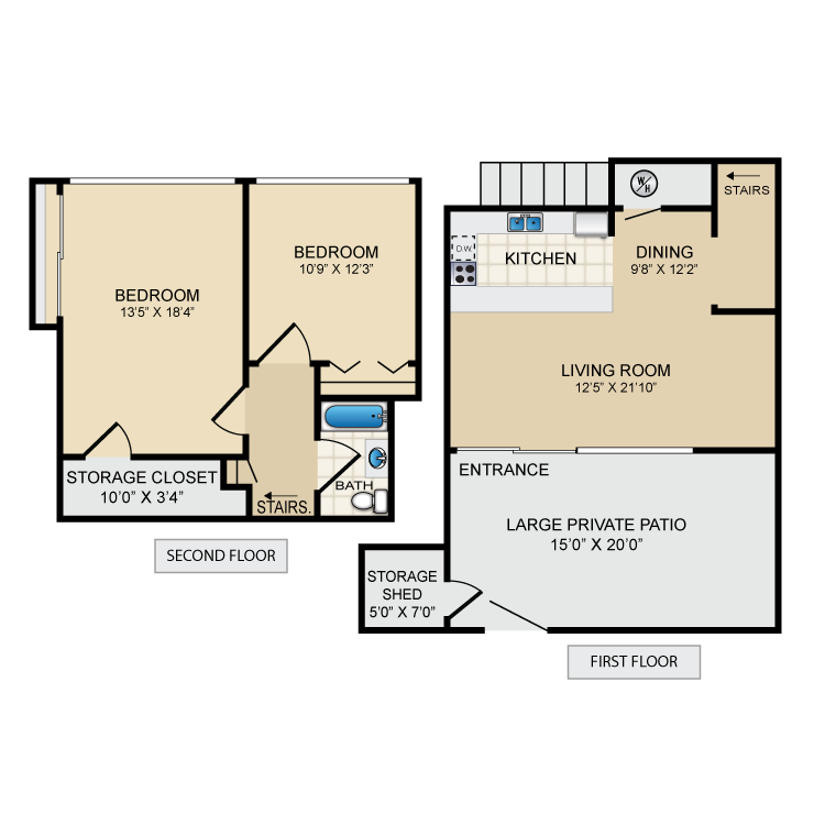 Floor plan image of Spilotro