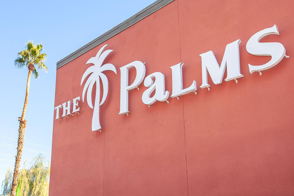 YOUR NEXT HOME WAITS AT THE PALMS APARTMENTS IN LAS VEGAS