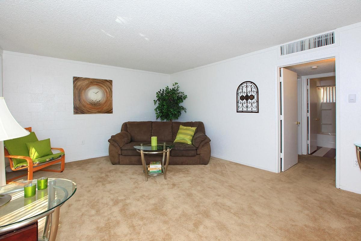 One bedroom apartment at The Palms