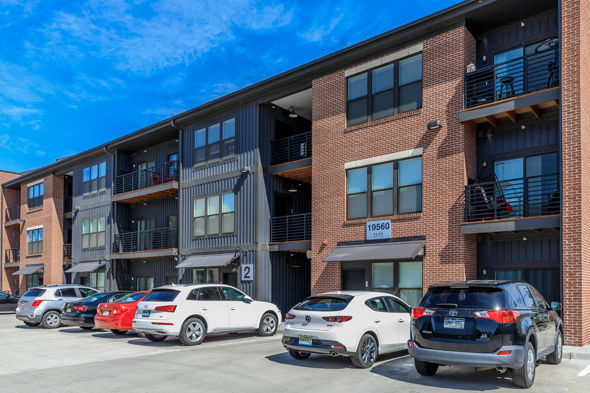 Apartments at Park Sixty Four at Parker, CO