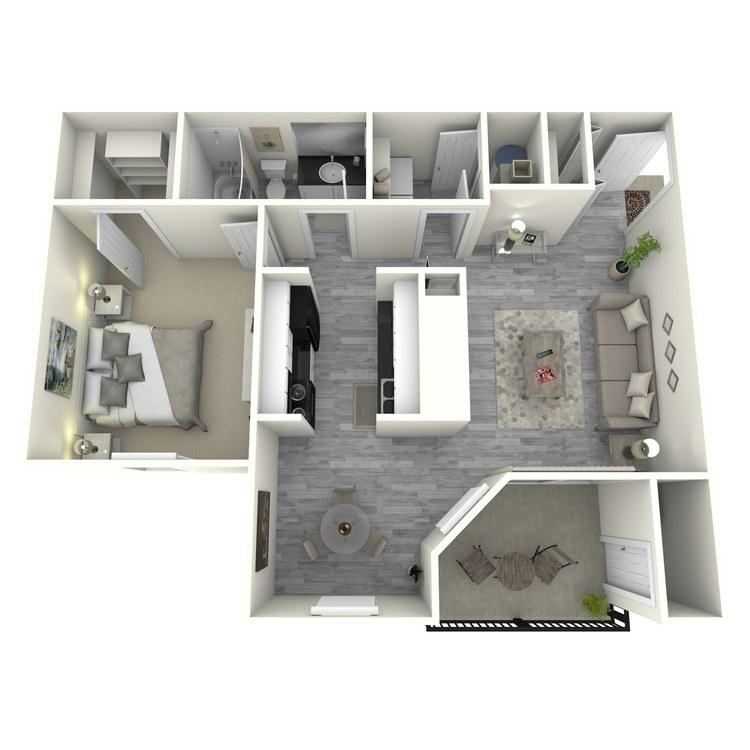 Floor plan image of Seafarer
