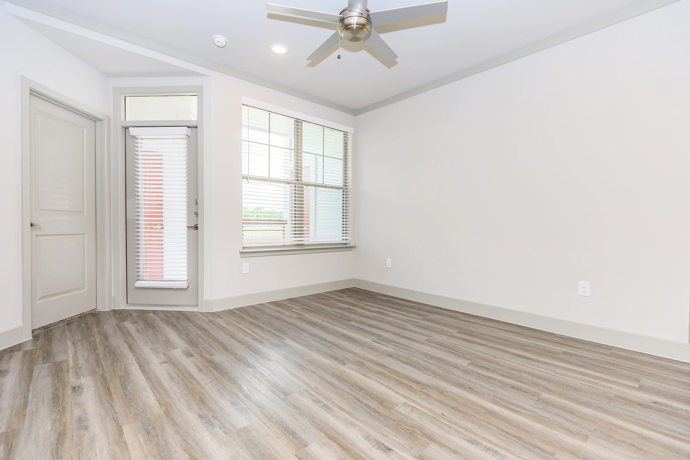 Stunning flooring at Ariza Gosling in Spring, Texas