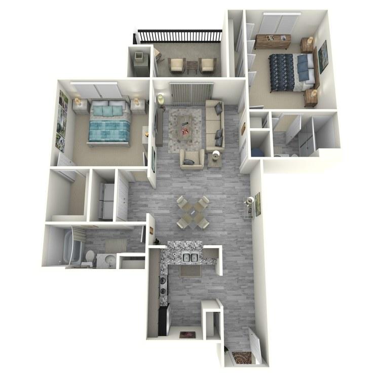 Floor plan image of Wainscott