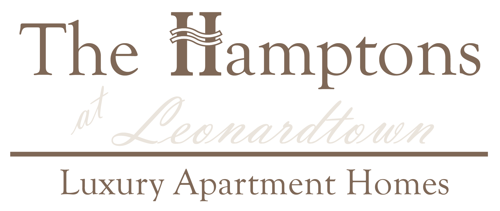 The Hamptons at Leonardtown Logo