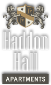 Haddon Hall Apartments Logo
