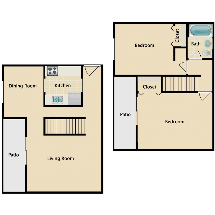 Floor plan image of Providence