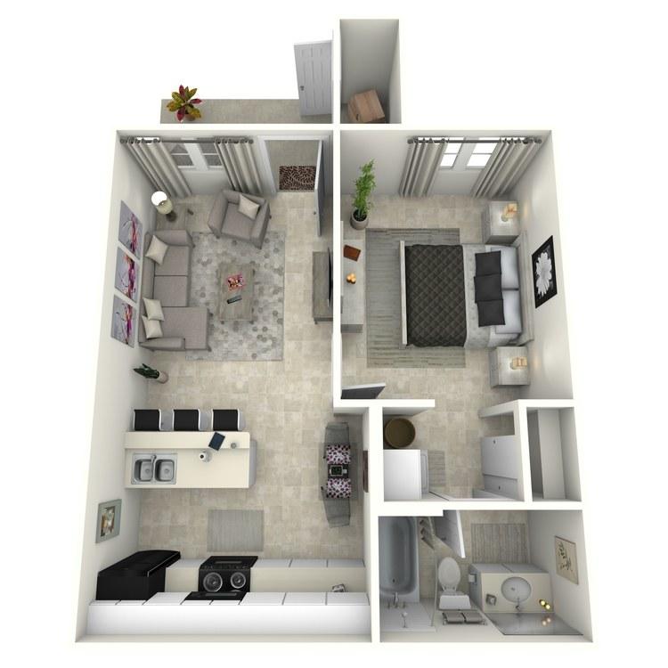 Floor plan image of Verde