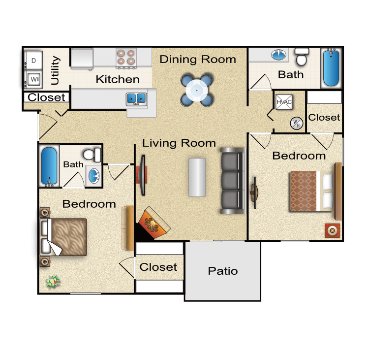Summer Ridge Apartments: Apartments In Kalamazoo, MI