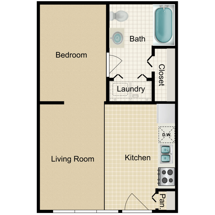 Floor plan image of Archdale