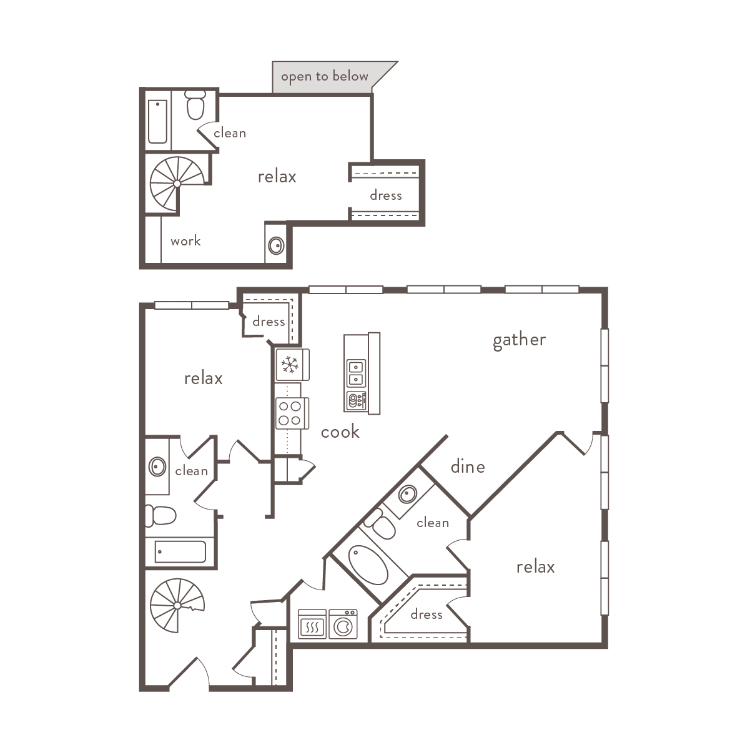Floor plan image of C5