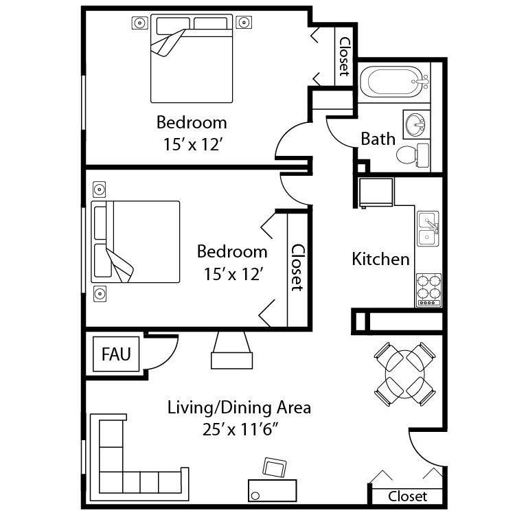 Loring Towers - Availability, Floor Plans & Pricing