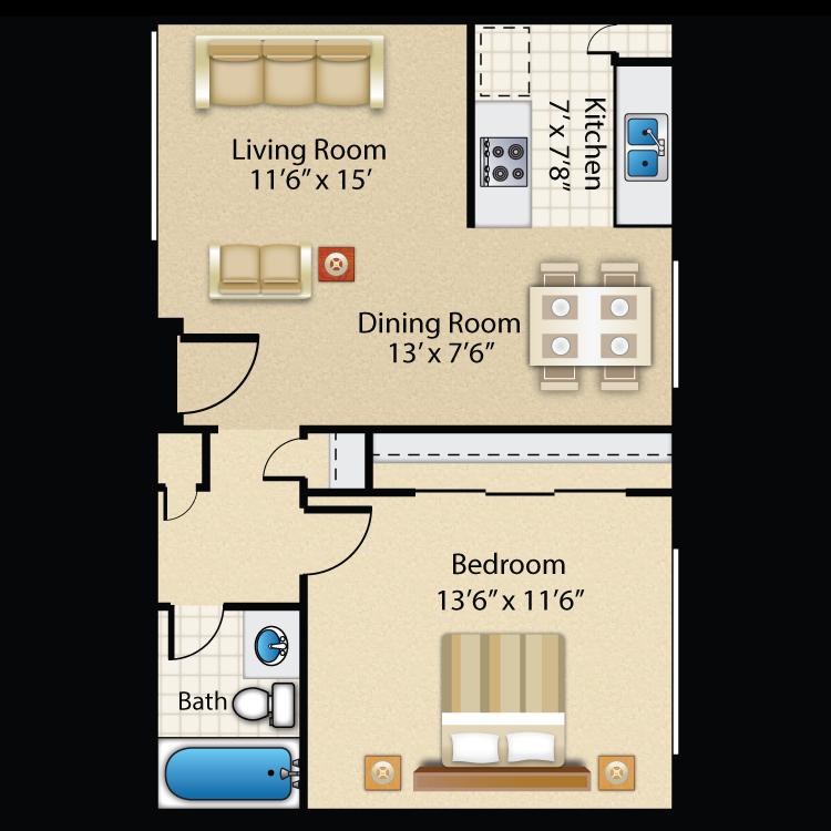 Villa La Paz Apartments