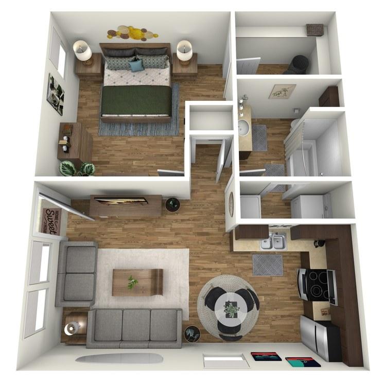 Floor plan image of Constanza