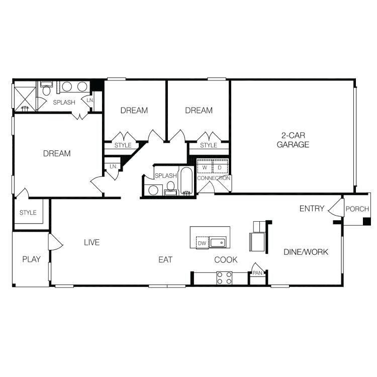 400 40 Bedroom Apartments In Georgetown TX Layouts Unique 4 Bedroom Floor Plan