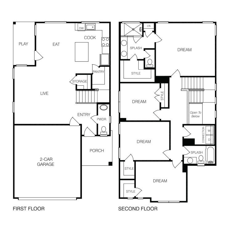 D1 floor plan image