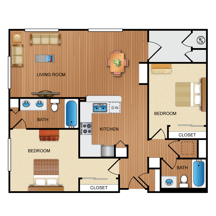 Create floor plan image