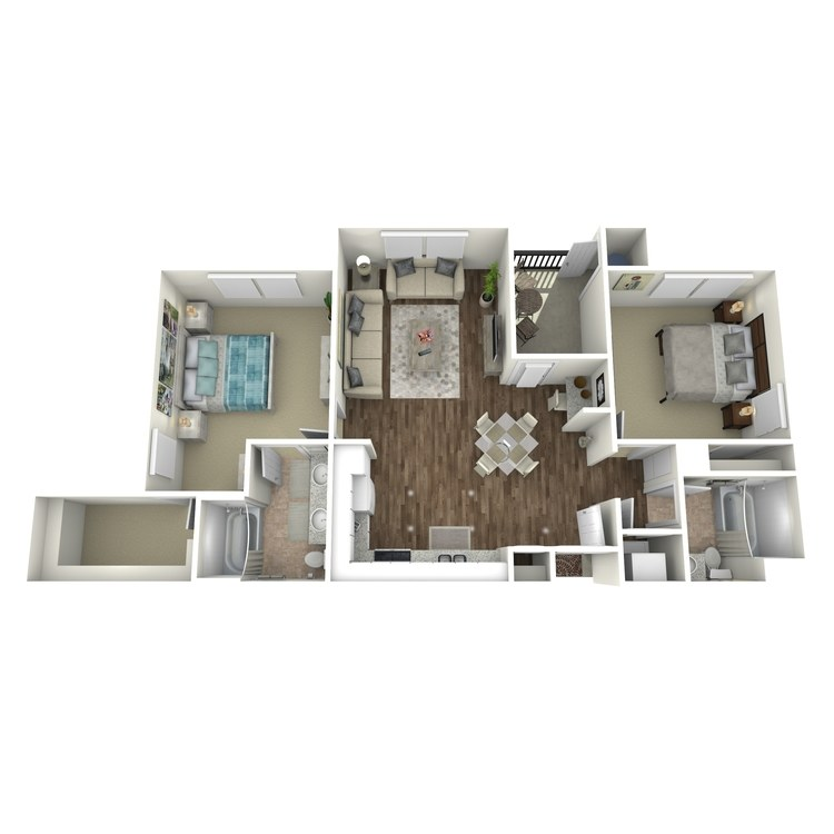 Floor plan image of Design