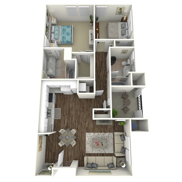 Innovate floor plan image