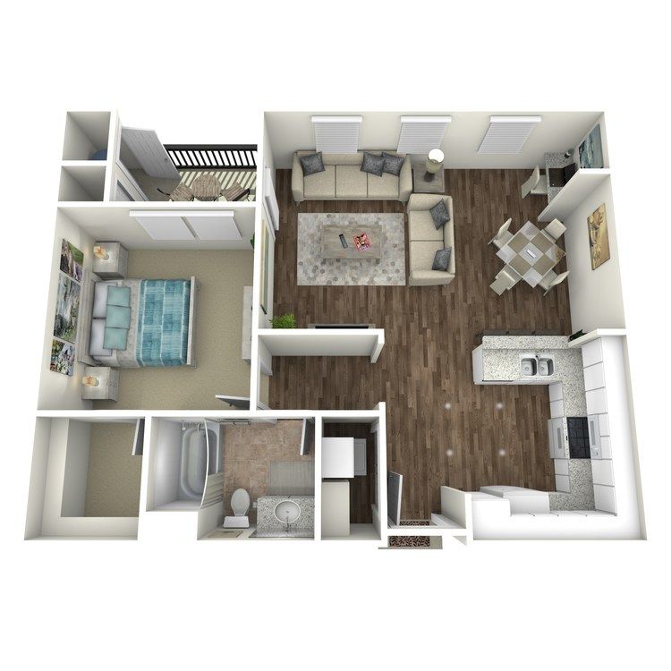 Floor plan image of Inspire