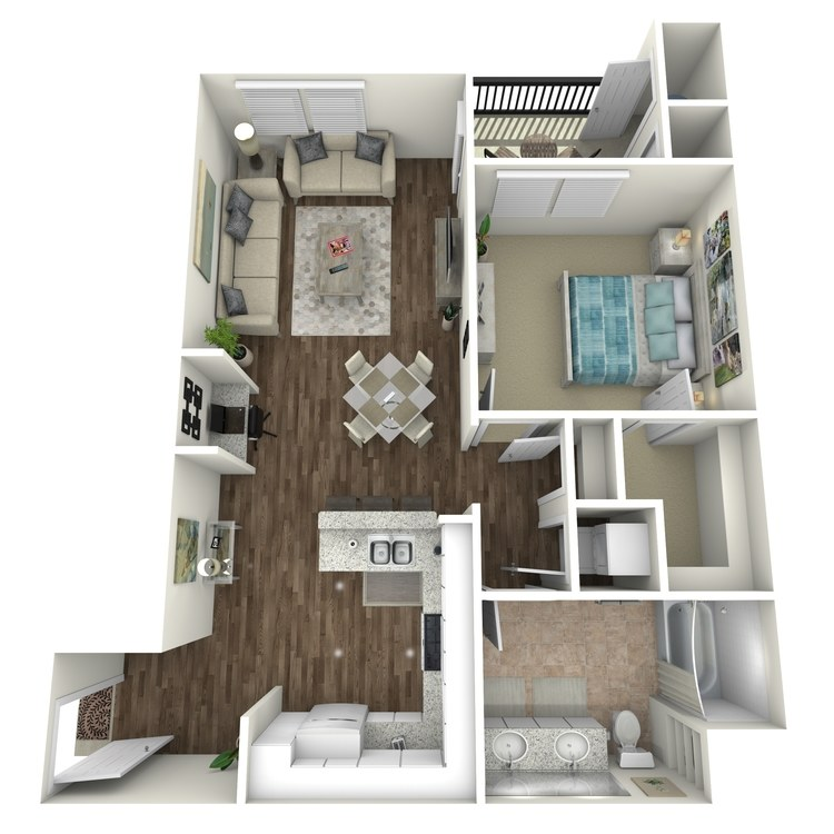 Floor plan image of Achieve