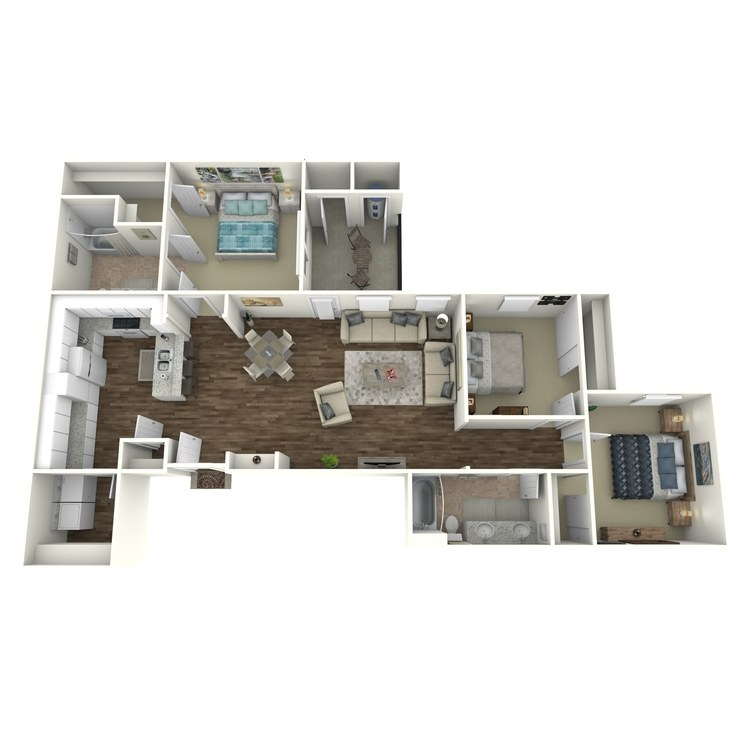 Dream floor plan image