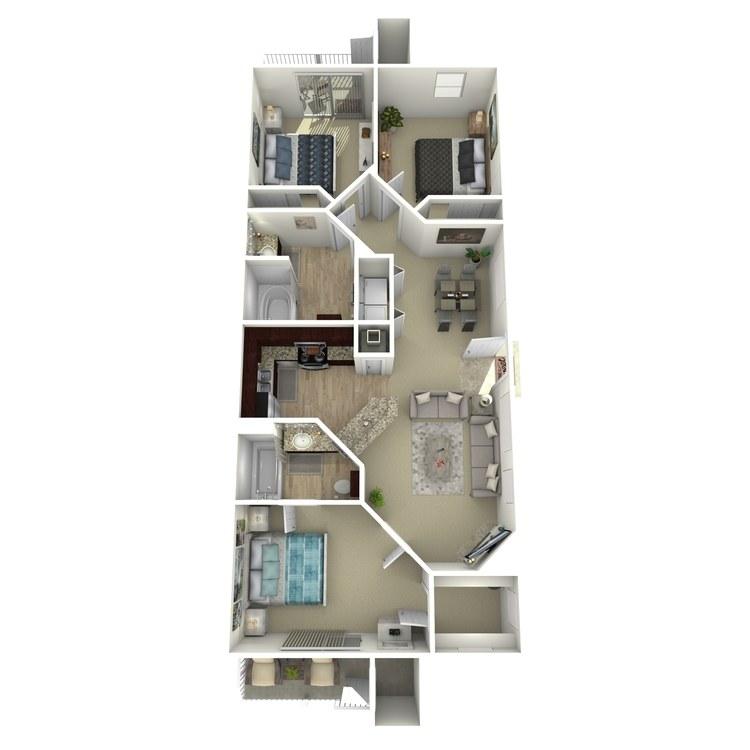 Floor plan image of E-Floor Plan