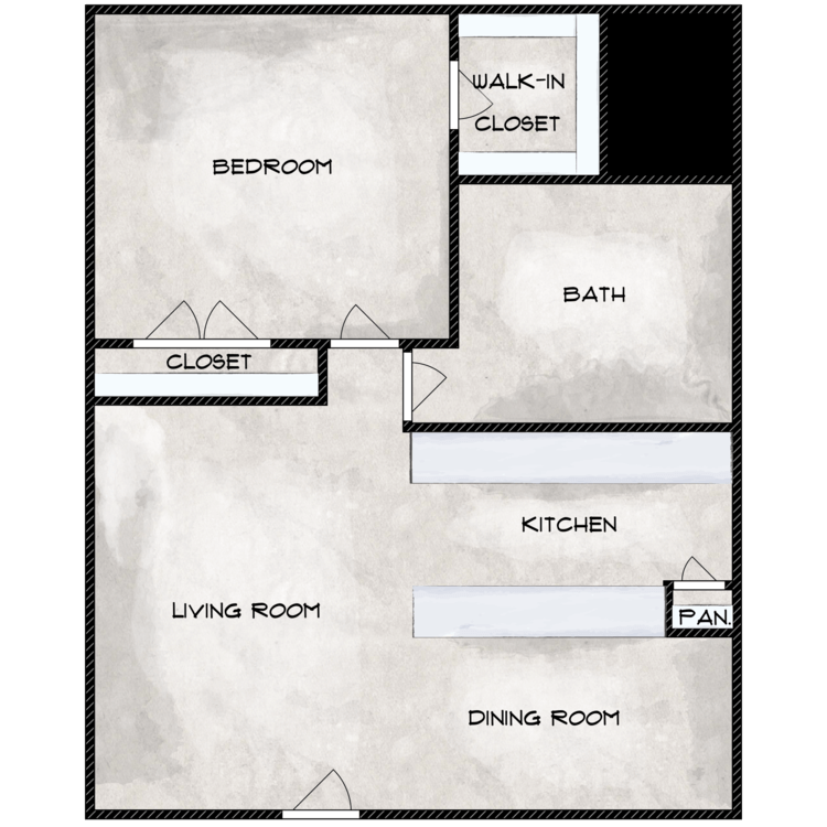 Floor plan image of A1R