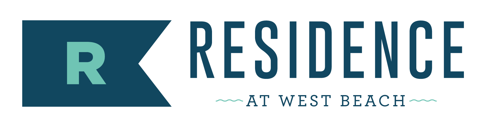 Residence at West Beach Logo