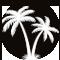Tides on 50th logo icon