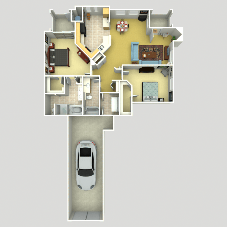 Floor plan image of Chelsea