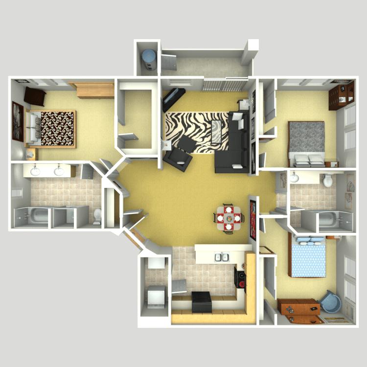 Floor plan image of Kent